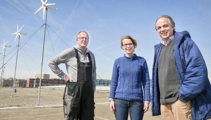 MAAK-Haarlem-Windmolenproject