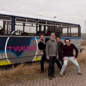 Vuilrak-MAAK-Haarlem