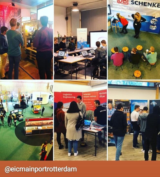 3D Educatie bij de Rotterdamse Haven4