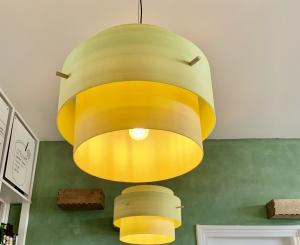 3D Plafonlamp