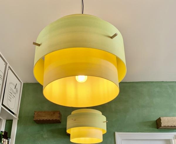 3D Plafonlamp (prijs op aanvraag)