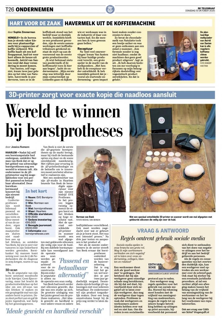 telegraaf-norman-van-beek-eve-protheses-dinsdag-13-oktober copy