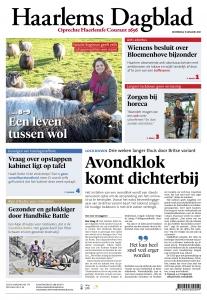 haarlems-dagblad-natalie-wool-maak-haarlem-13-januari-2021 copy