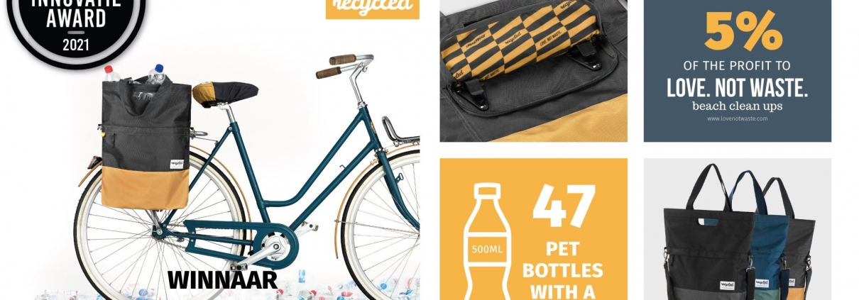 URBAN PROOF wint Fiets Innovatie Award