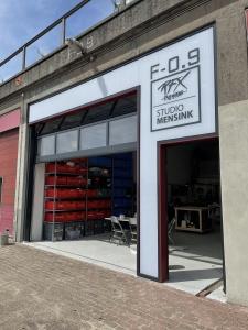RFX Propmaking Studio Mensink maak haarlem terrein